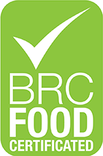 BRC Food certificated 2014
