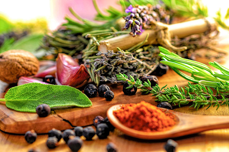 Seasoning ingredients and flavour additives, fine quality herbs and spices for all types of manufactured food products and catering recipes.
