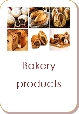Bosse Interspice Bakery products