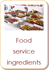 Bosse Interspice Food service ingredients