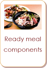 Bosse Interspice Ready meal components